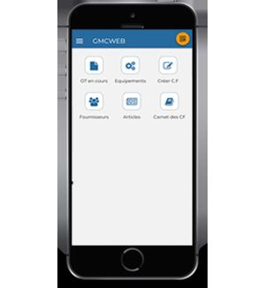 Webgestion mobile, la GMAO mobile tous terrains sans connexion internet